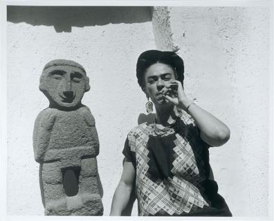 gisele freund Frida Kahlo 16